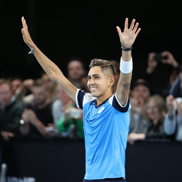 Alejandro Tabilo se instala en 8vos de final del ATP de Santiago