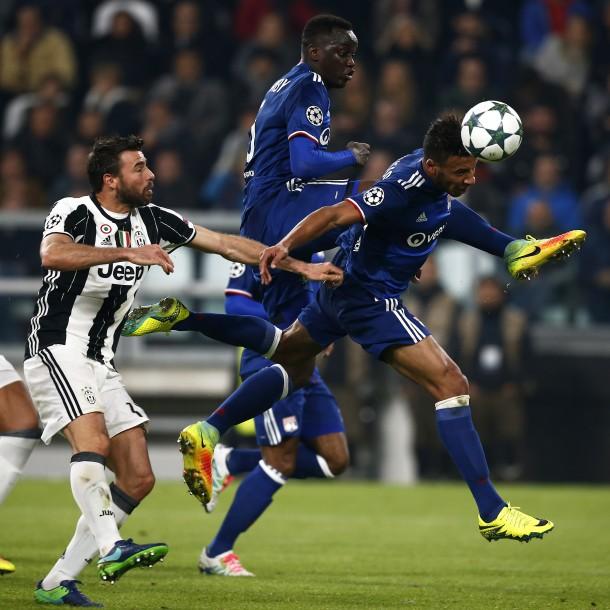 Sigue el partido de Lyon vs. Juventus por Champions League: En vivo y formaciones