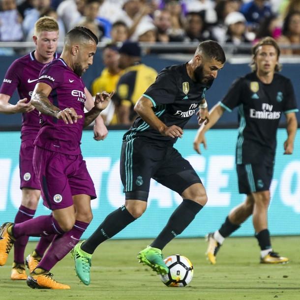 Sigue el partido de Real Madrid vs. Manchester City por la Champions