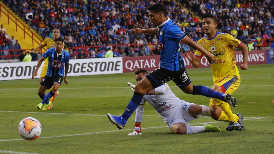 Sigue el partido de Deportivo Pasto vs. Huachipato por Copa Sudamericana