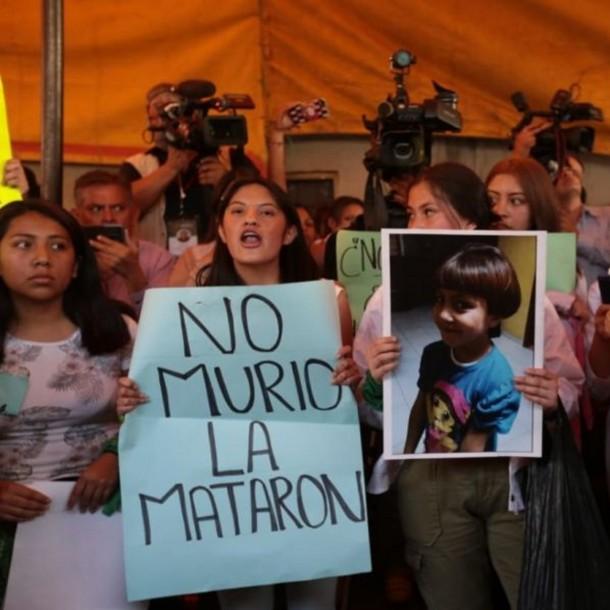 Hijos de los presuntos feminicidas de Fátima también fueron víctimas de abuso