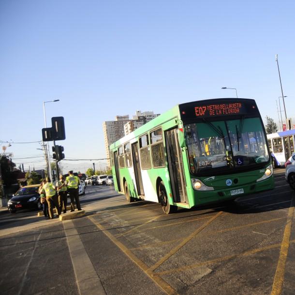 Transportes identifica 24 puntos críticos en Santiago a días del inicio de marzo