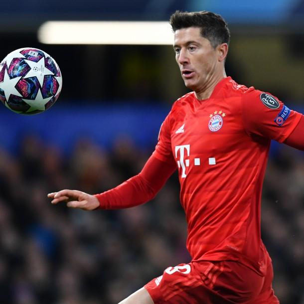 Dura baja para el Bayern Munich: Se confirma lesión de Robert Lewandowski
