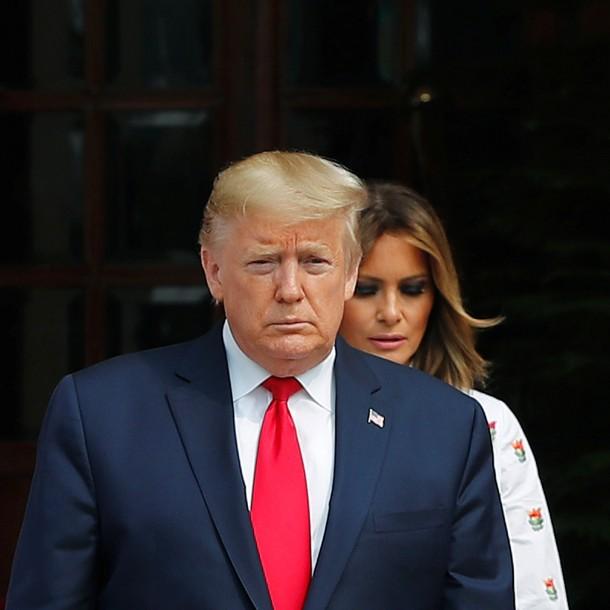 Trump anuncia conferencia por coronavirus acusando a la prensa de EE.UU. de crear