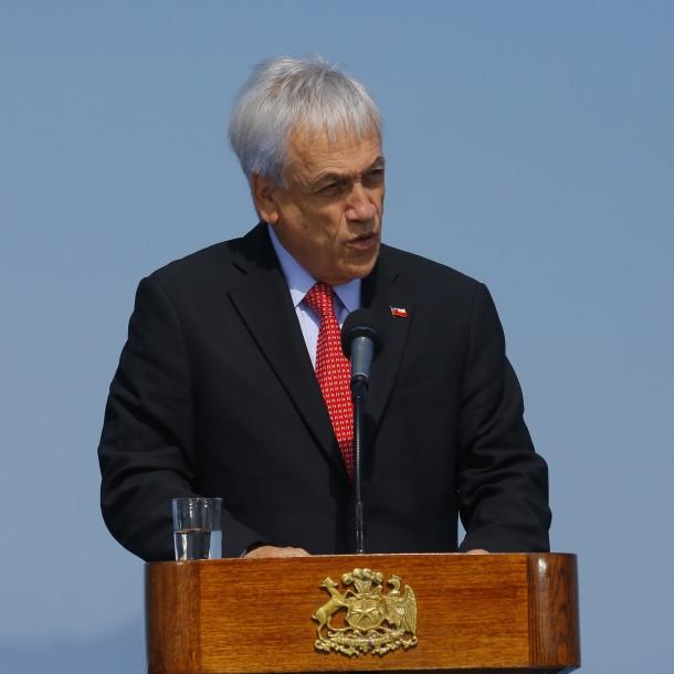 Piñera en conmemoración del 27F: Hoy debemos sacar lo mejor de lo nuestro, tal como hace 10 años