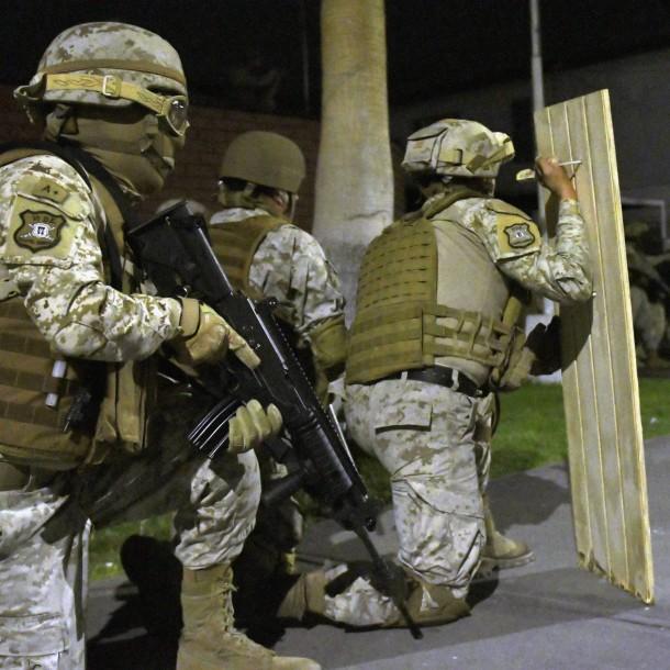 Gobierno critica informe de Amnistía Internacional que cuestiona accionar del Ejército