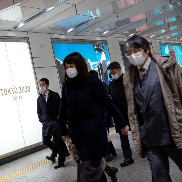 Primer ministro japonés pide el cierre temporal de escuelas públicas debido al coronavirus