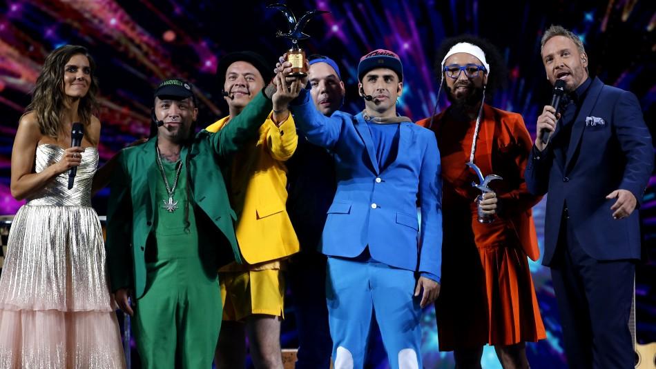 Indignación por corte de la rutina de Fusión Humor en el Festival de Viña 2020