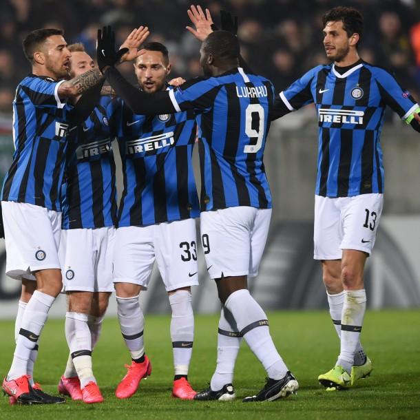 Alexis es titular: Sigue el partido de Inter de Milán vs. Ludogorets por Europa League
