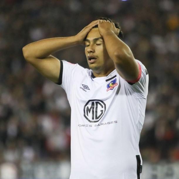 Malas noticias en Colo Colo: Iván Morales sufre corte de ligamentos y es baja nuevamente