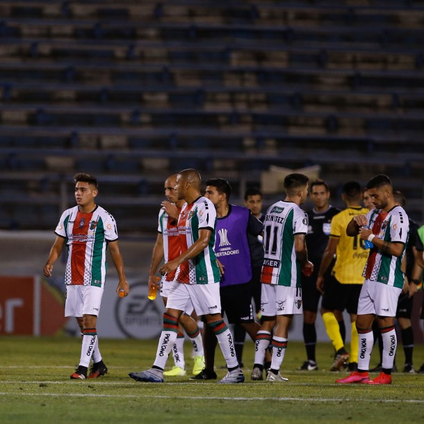 Palestino no pudo ante Guaraní y quedó eliminado de la Copa Libertadores 2020