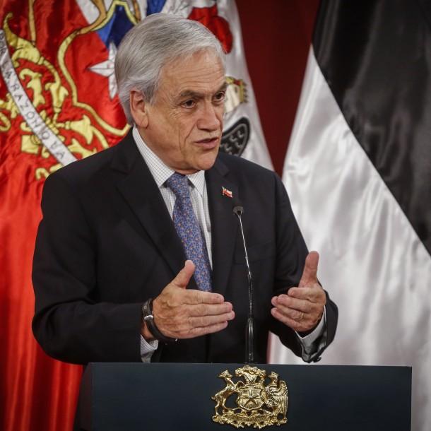 Piñera participará de actividades por aniversario del 27F en la región del Biobío