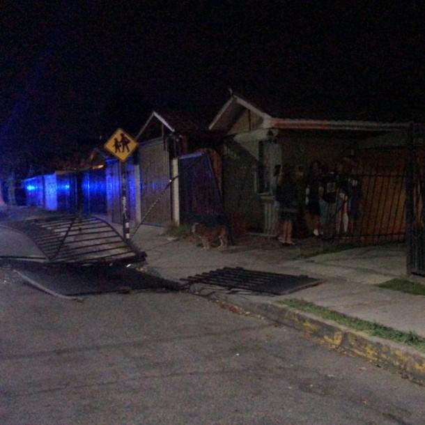 Quilicura: Desconocidos intimidaron a una mujer y atropellaron a sus hijos en la huida tras robo a su domicilio