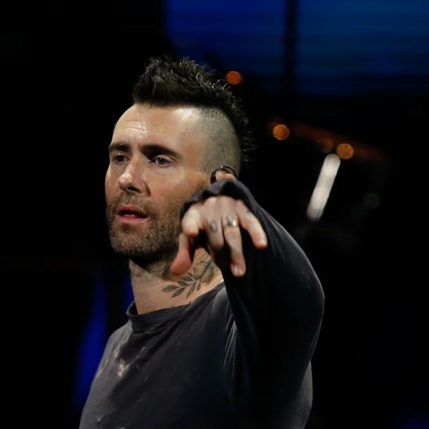 Vocalista de Maroon 5 tras show en Viña: