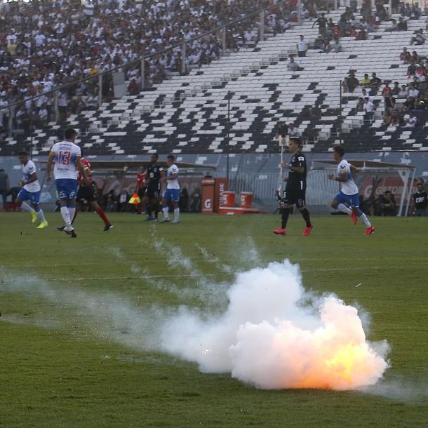 ANFP castiga a Colo Colo con tres fechas sin público en el Monumental