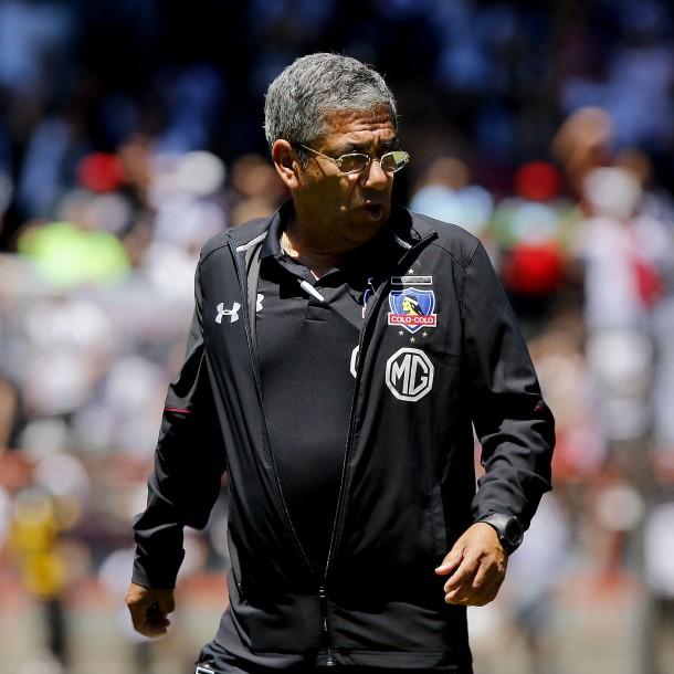 Gualberto Jara y el camarín de Colo Colo: