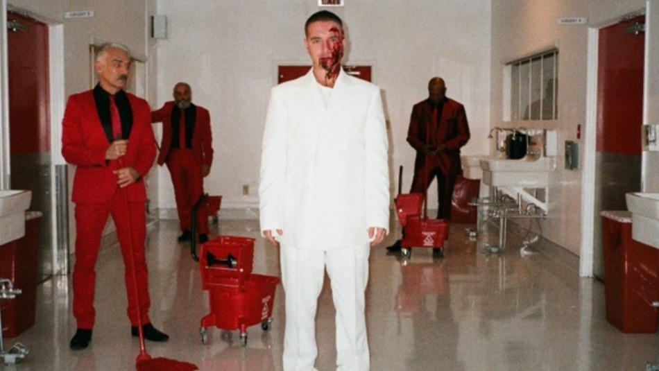 J Balvin estrena Rojo junto a desgarrador video de