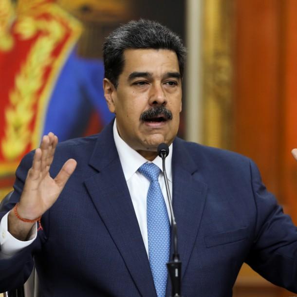 Maduro crea comisión para prevenir el coronavirus en Venezuela: