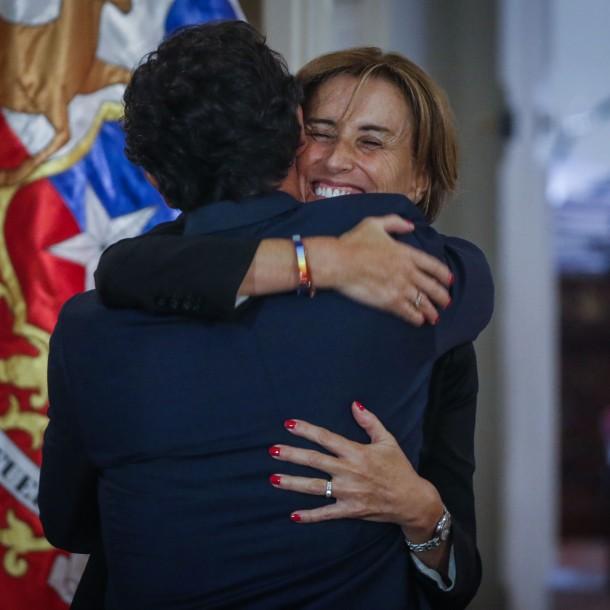 Gobierno acepta la renuncia de Marcela Cubillos al Ministerio de Educación