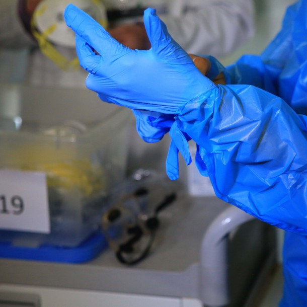Director del Hospital de Maipú por caso sospechoso de coronavirus: