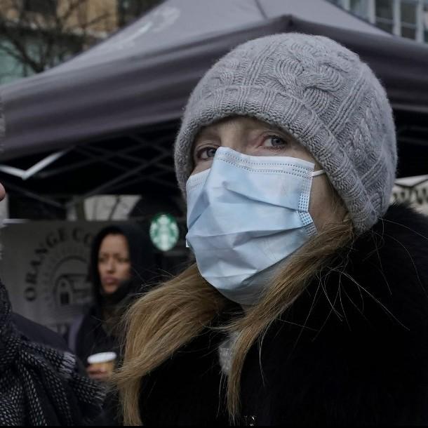 EEUU reporta el tercer caso de coronavirus de origen desconocido