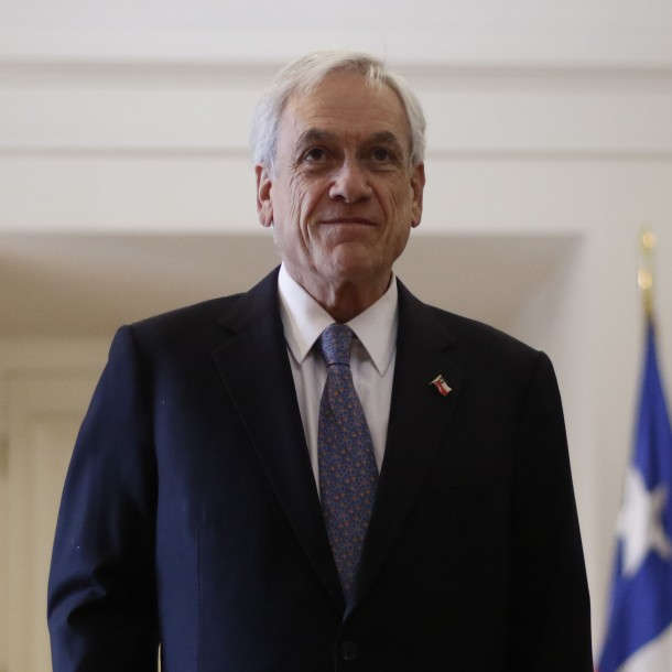 Piñera y coronavirus:
