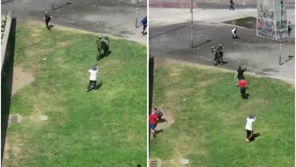 Gobierno presentará querella por agresión a carabinera en Concepción