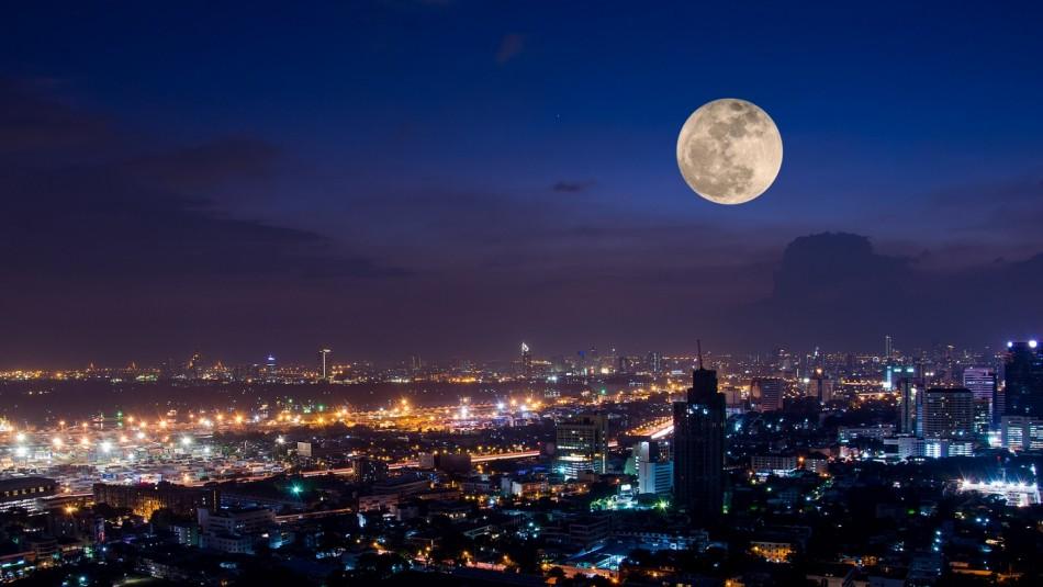 Superluna de Gusano