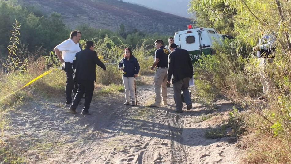 Niño de 11 años desaparecido en Palmilla fue encontrado sin vida en ribera de río Tinguiririca