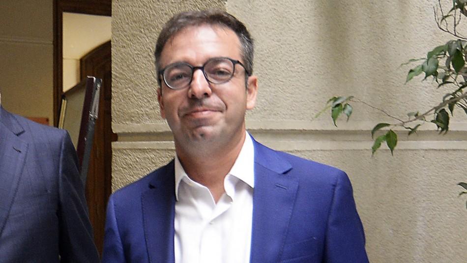 Bancada DC elige a Gabriel Silber como candidato a la presidencia de la Cámara de Diputados