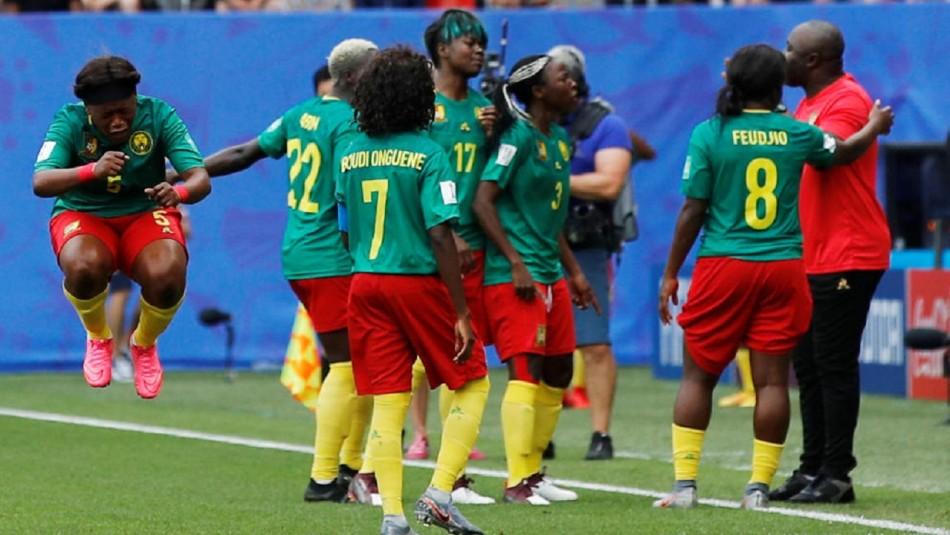 Camerún será el rival de la Roja femenina.
