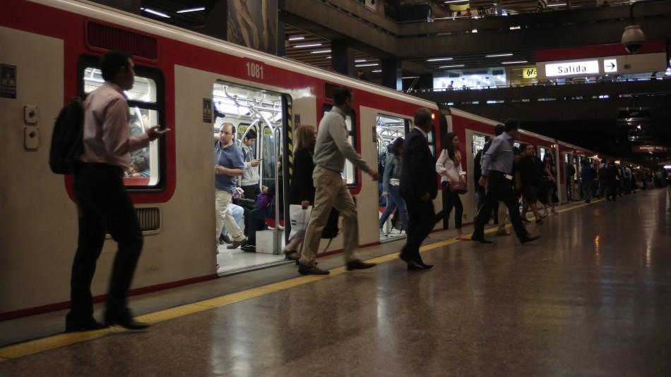 Metro de Santiago: Revisa el estado de la red este miércoles