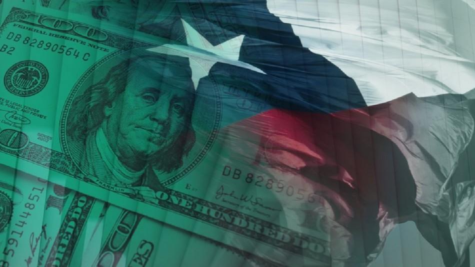 Dólar cierra en $853 y alcanza nuevo máximo histórico ante la amenaza del coronavirus