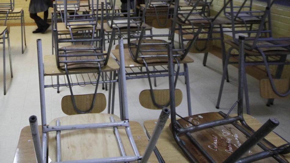 Colegio de Chillán tuvo fuerte ausentismo tras presuntos casos de coronavirus que fueron descartados