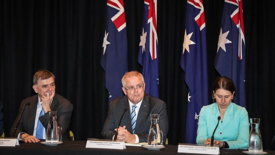 Australia confinará a todas las personas que lleguen del extranjero para frenar el coronavirus
