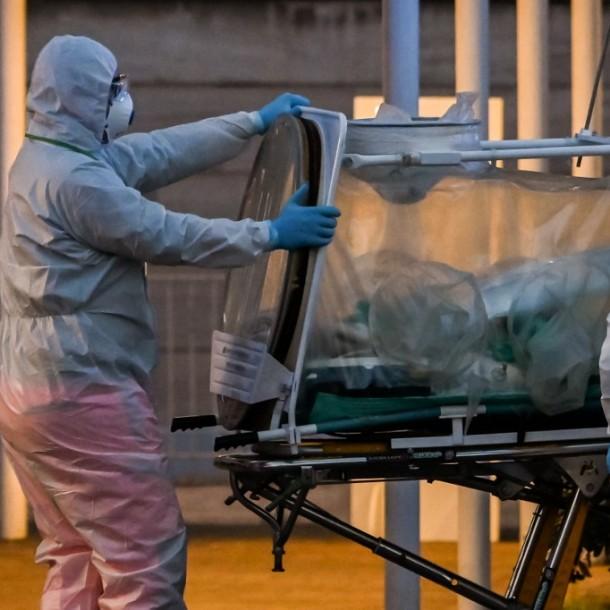 Minuto a Minuto: Se registran más de 57 mil fallecimientos en el mundo por Covid-19