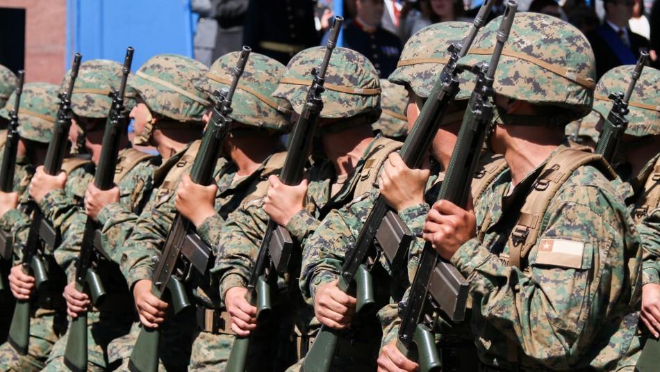 Servicio Militar 2020