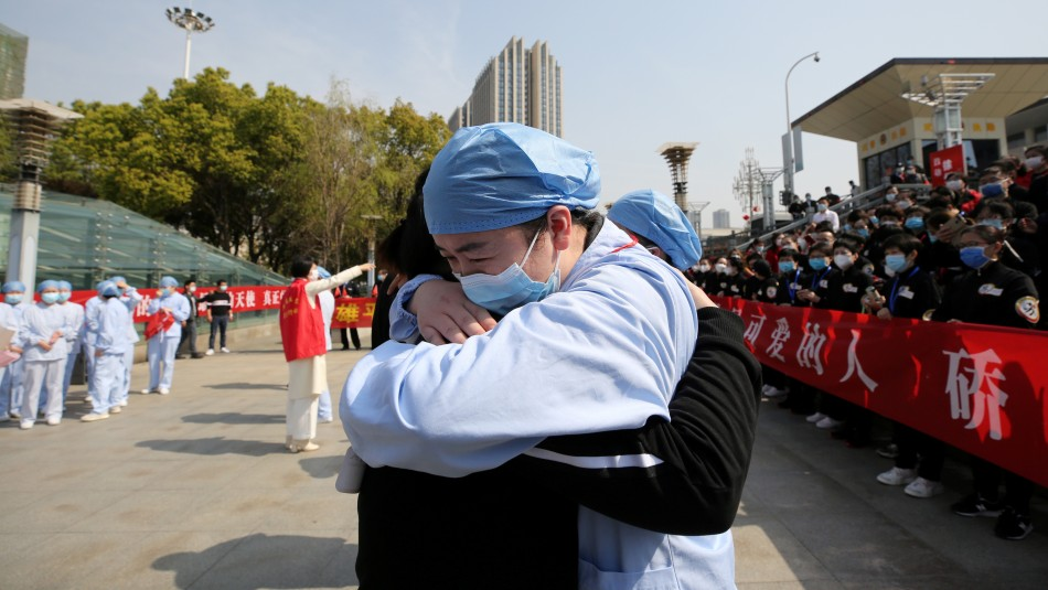 No hubo ningún contagiado al interior de China con coronavirus en las últimas 24 horas