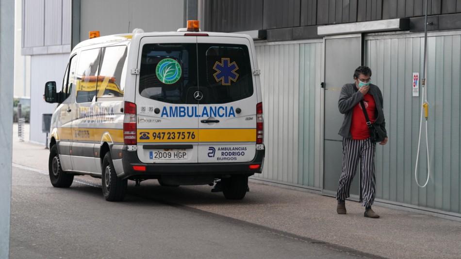 España reporta 394 muertes solo en las últimas 24 horas por el coronavirus