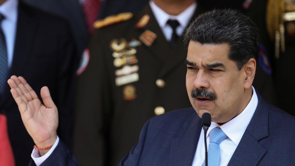 Maduro anuncia pago de sueldos de trabajadores de pymes venezolanas afectadas por coronavirus