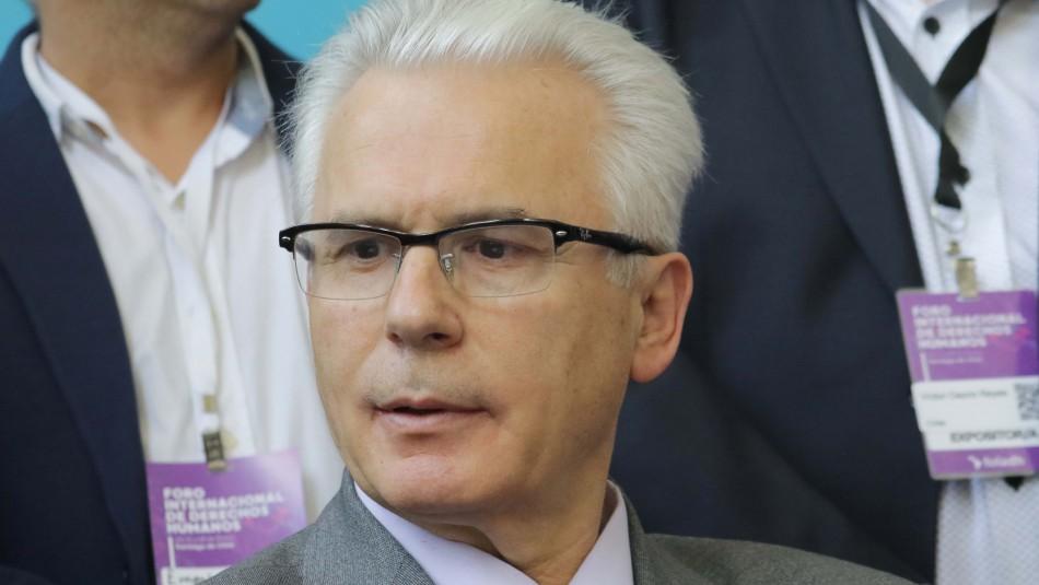 Exjuez Baltasar Garzón ingresa a clínica con síntomas de coronavirus