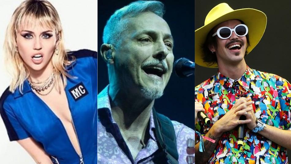 De Miley Cyrus a la Moral Distraída: Los artistas que darán conciertos vía streaming
