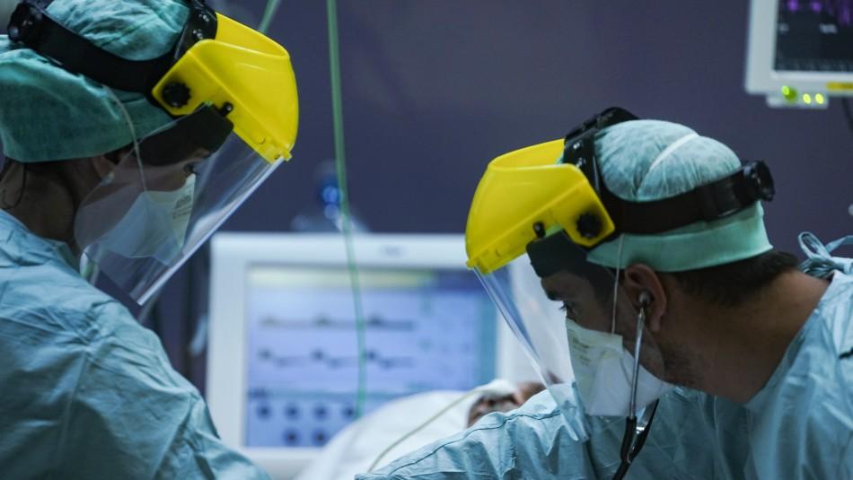Minsal: Cuarto muerto en Chile por coronavirus falleció