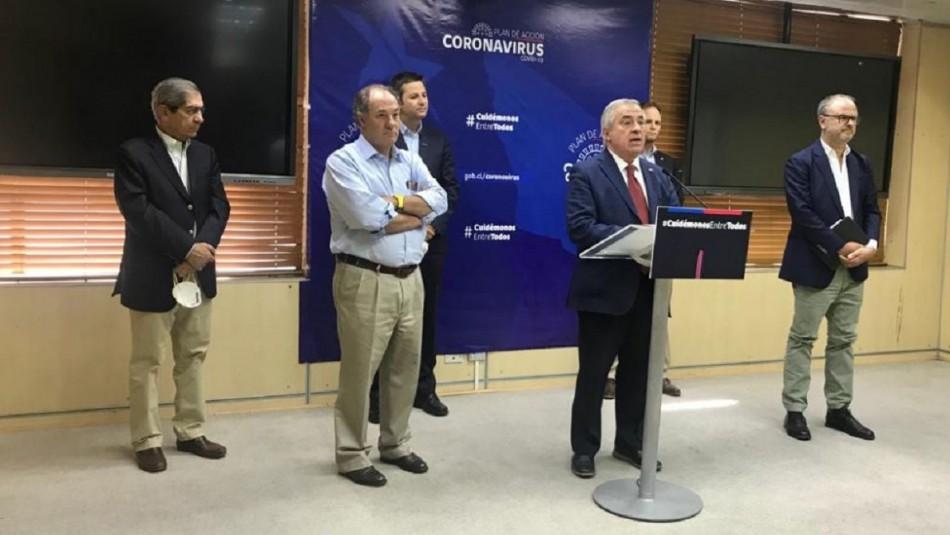 Mañalich por aportes de CPC para enfrentar el Covid-19: