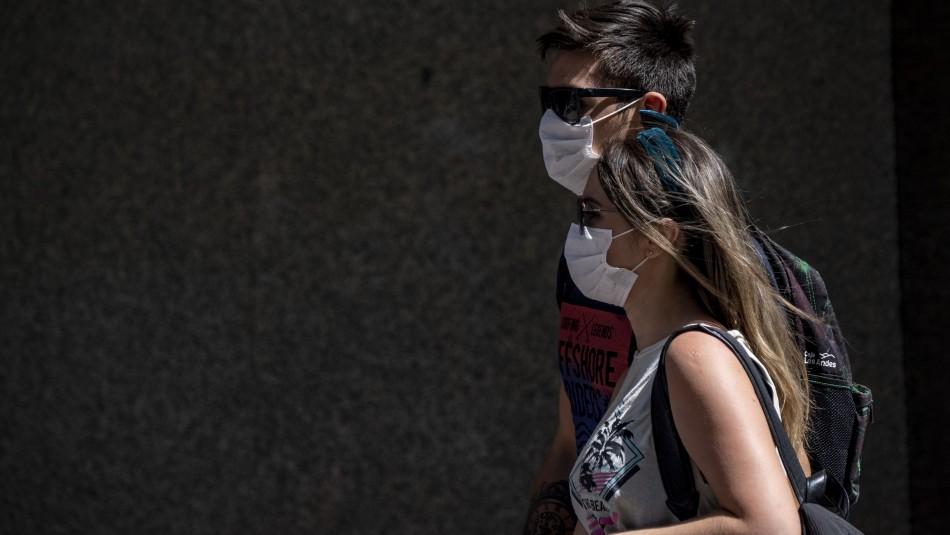 Chile suma un cuarto fallecido por coronavirus y 1.306 contagiados