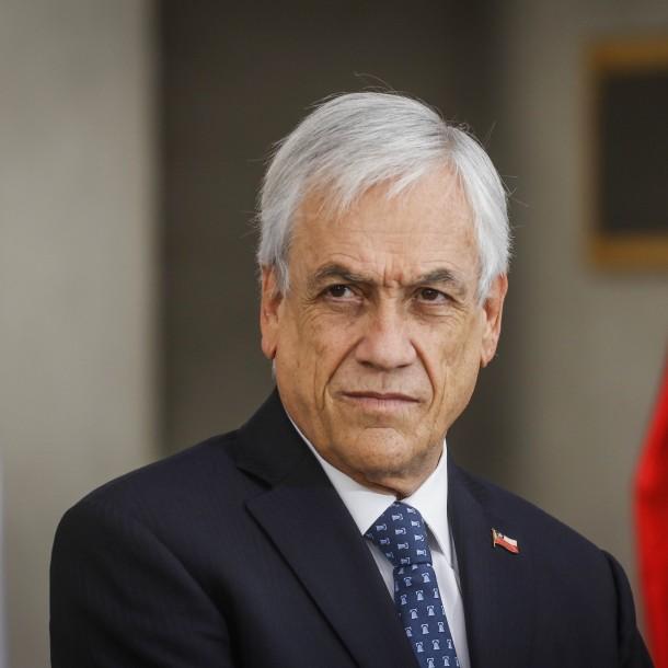 Cadem: Aprobación del Presidente Piñera sube a un 21% en medio de emergencia sanitaria