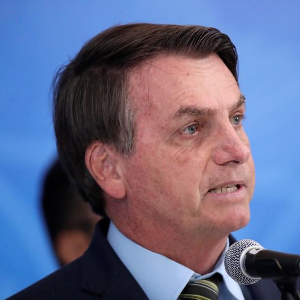 Bolsonaro cuestiona los datos de muertos por coronavirus en Sao Paulo