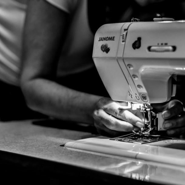 La esperanzadora historia de una sastrería italiana: