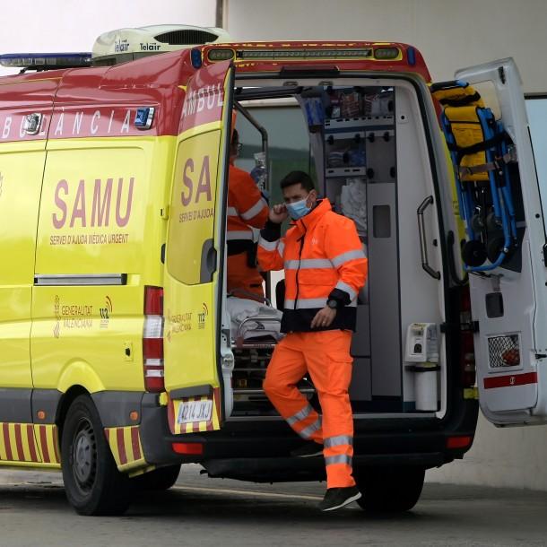 España reporta 832 muertos por coronavirus en solo 24 horas