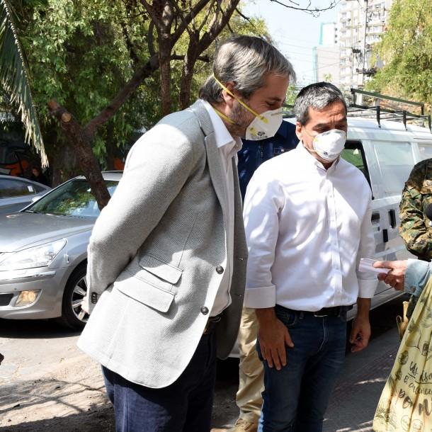 Alcalde de Independencia denuncia fiestas en edificios y barrios durante cuarentena
